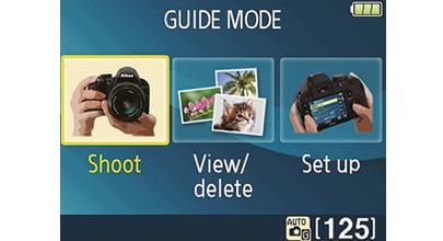 Вы новичок в цифровой фотосъемке? Режим справки