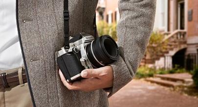 Традиционная конструкция Nikon