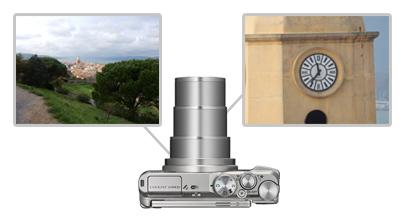Объектив NIKKOR с 30-кратным оптическим зумом